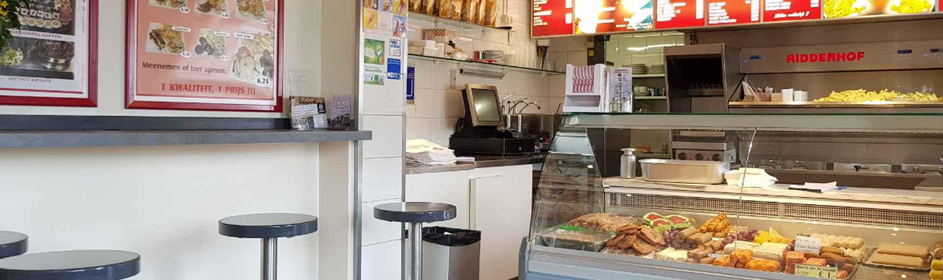 Snackbar-Ridderhof nieuw vennep